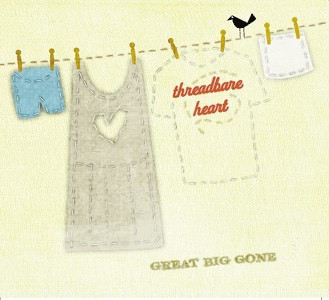 Great Big Gone CD Cover
